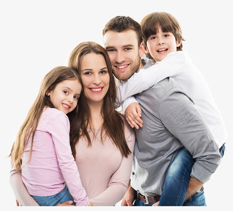 Happy-family - Happy Family Transparent Background