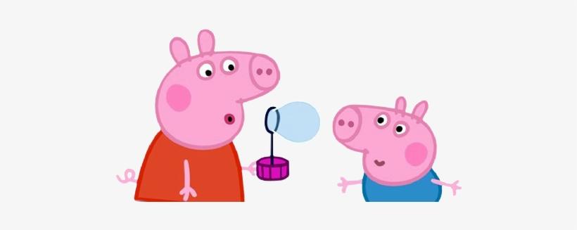 Peppa Pig Party Images Cartoon Peppa Pig Y Su Familia