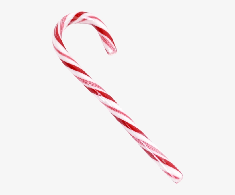 Black and White Candy Cane Clip Art - Black and White Candy Cane Image