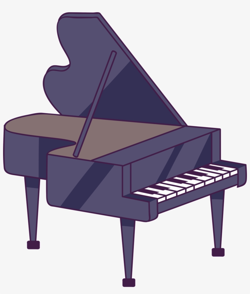 Cartoon Piano Children Play The Piano Png Element 鋼琴 卡通 Transparent Png 1024x1154 Free Download On Nicepng