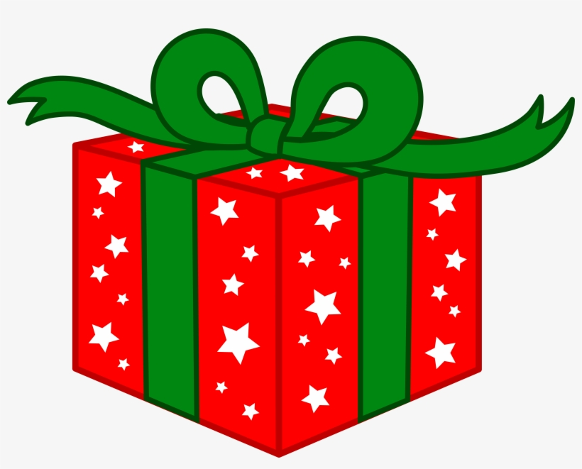 Xmas Stuff For Christmas Gift Box Png Christmas Present Clipart