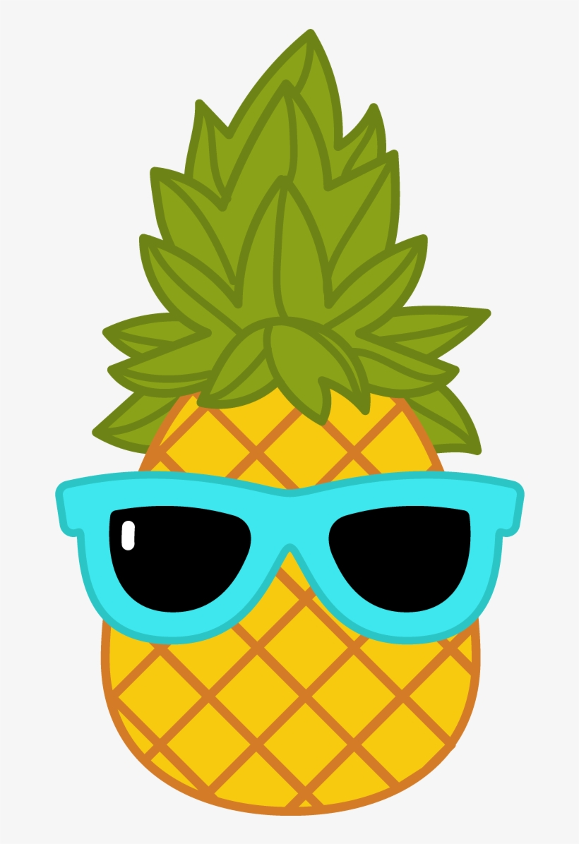 Graphic Download Search Craze - Pineapple With Sunglasses ...