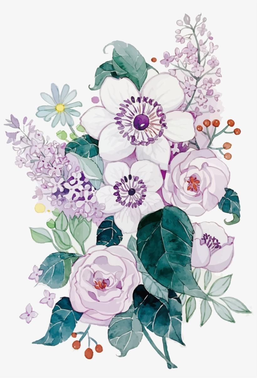Clipart Royalty Free Floral Design Flower Painting Best