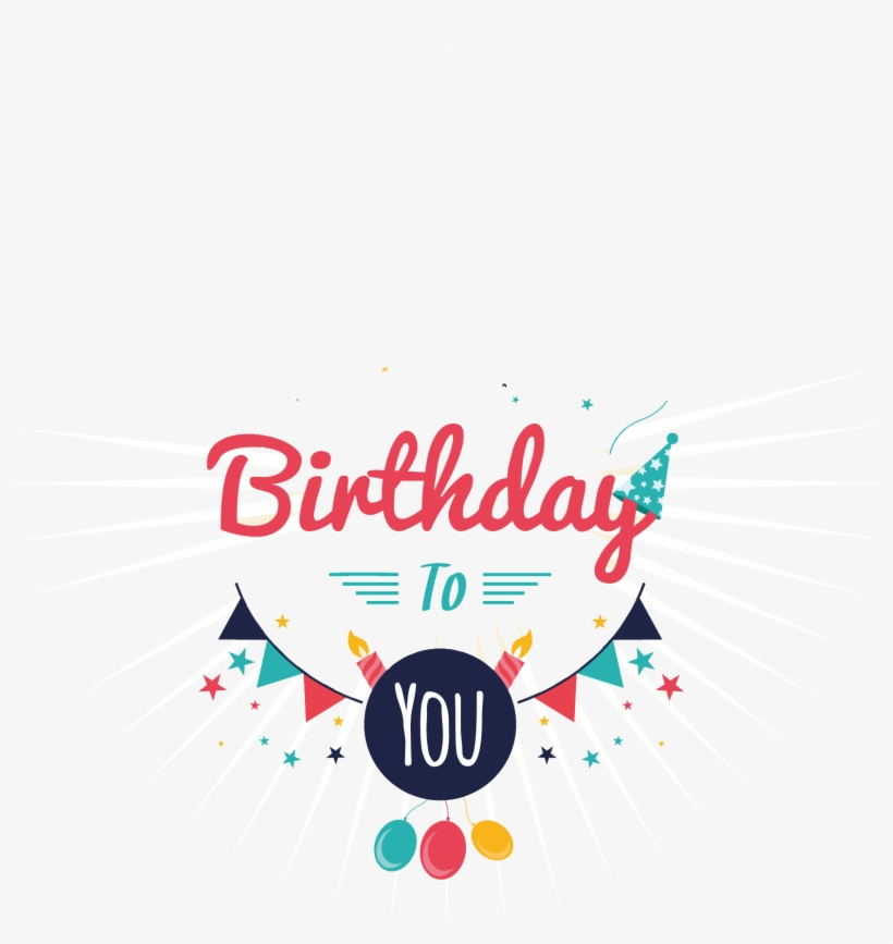 Happy Birthday Calligraphy Png File Happy Birthday Logo Png Transparent Png 2000x2000 Free Download On Nicepng