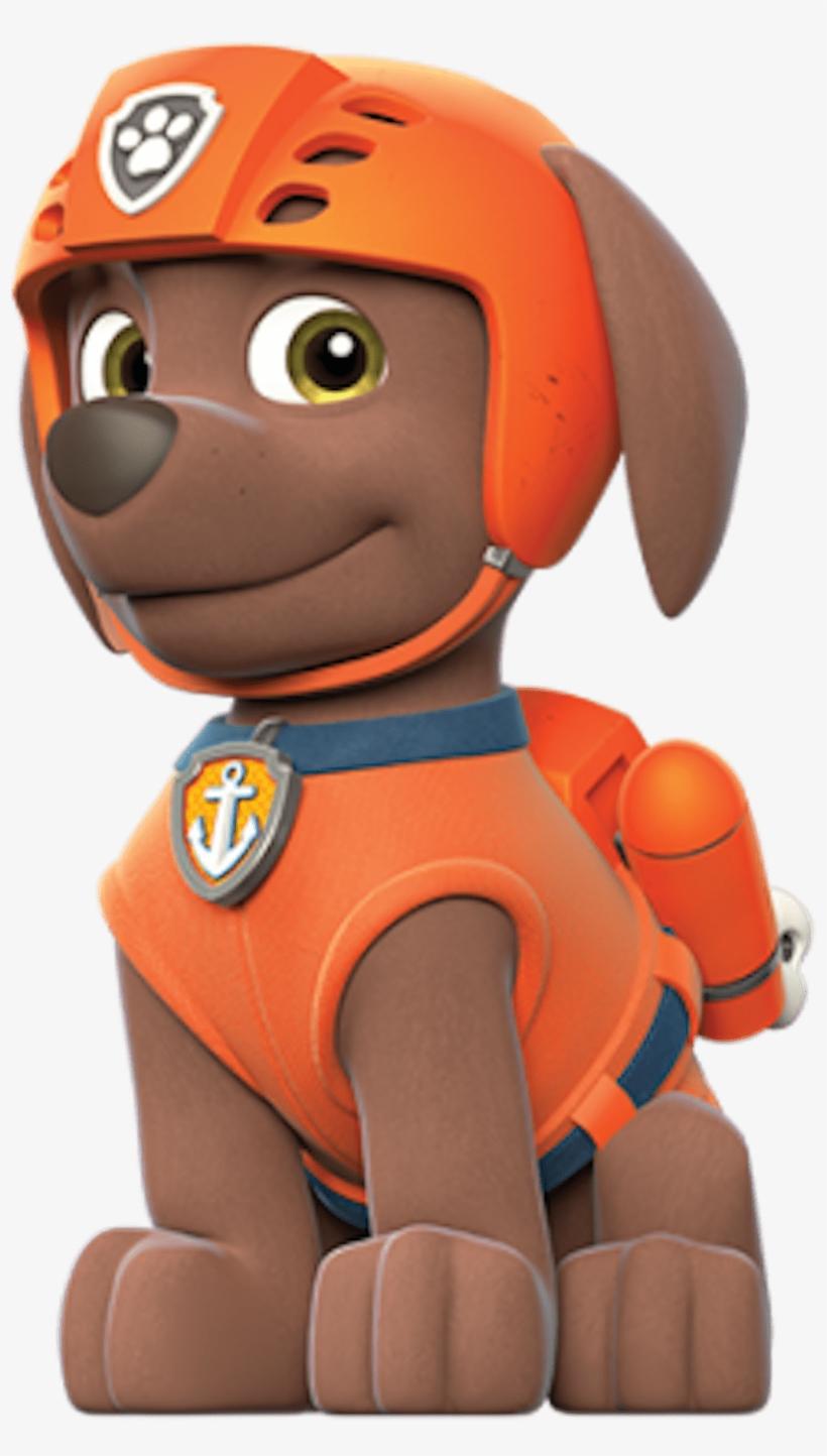 Paw Patrol Zuma Character Main Paw Patrol Characters Transparent