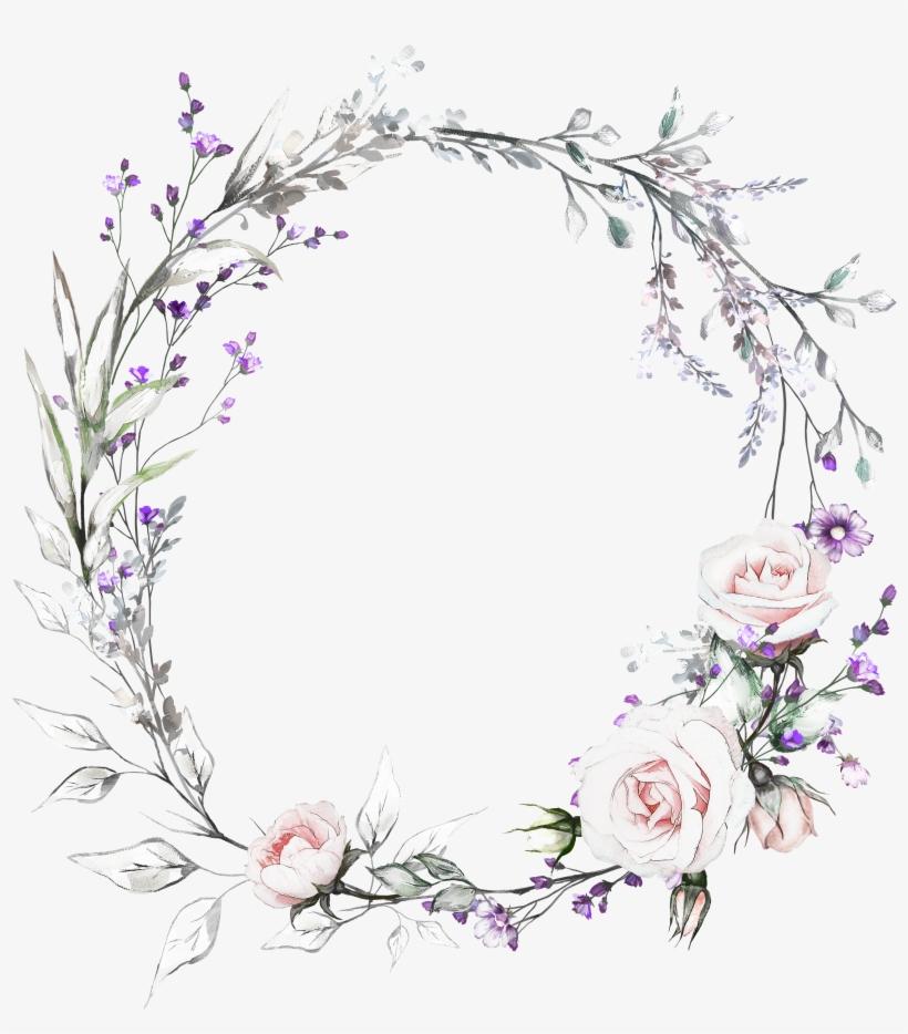 Yandeks Fotki Blue Floral Watercolor Wedding Invitations Transparent Png 1006x1024 Free Download On Nicepng