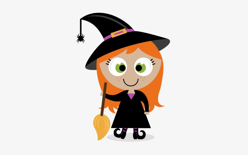 Download Halloween Witch Vector Free Png High Quality ...