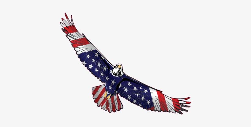Patriotic Png Image With Transparent Background Patriotic Eagle