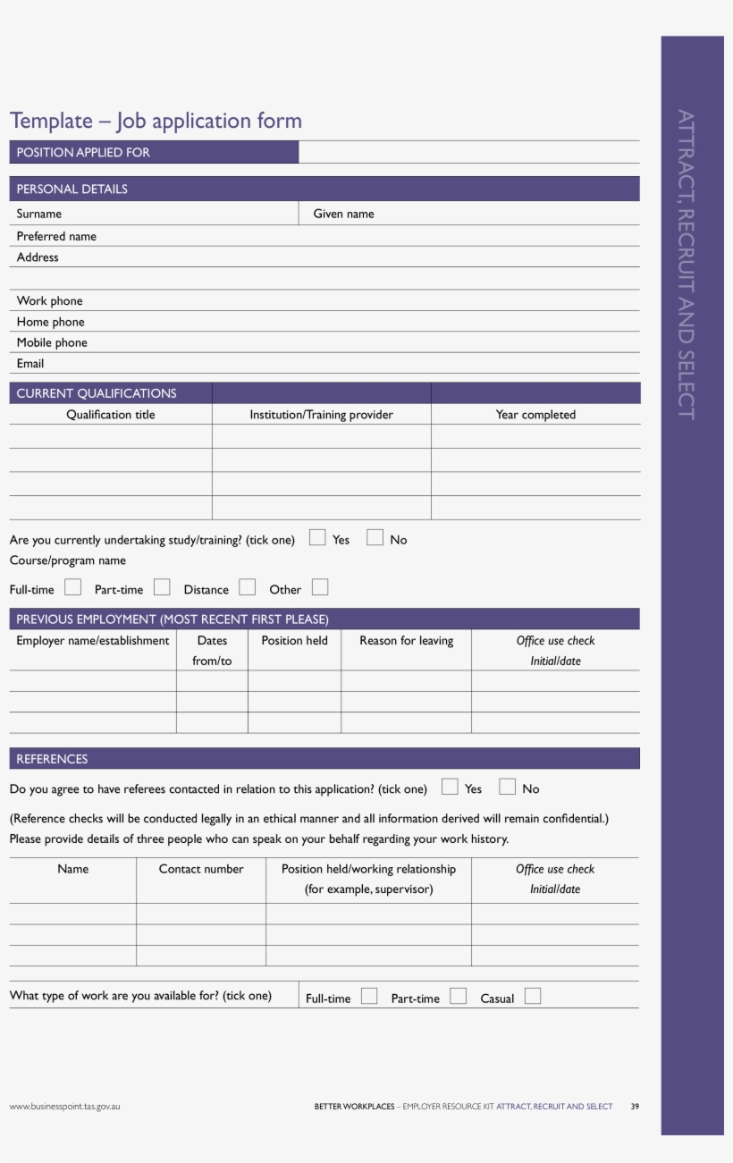 graphic regarding Printable Employee Application titled Entire Dimensions Of No cost Printable Activity Software package Style Templates