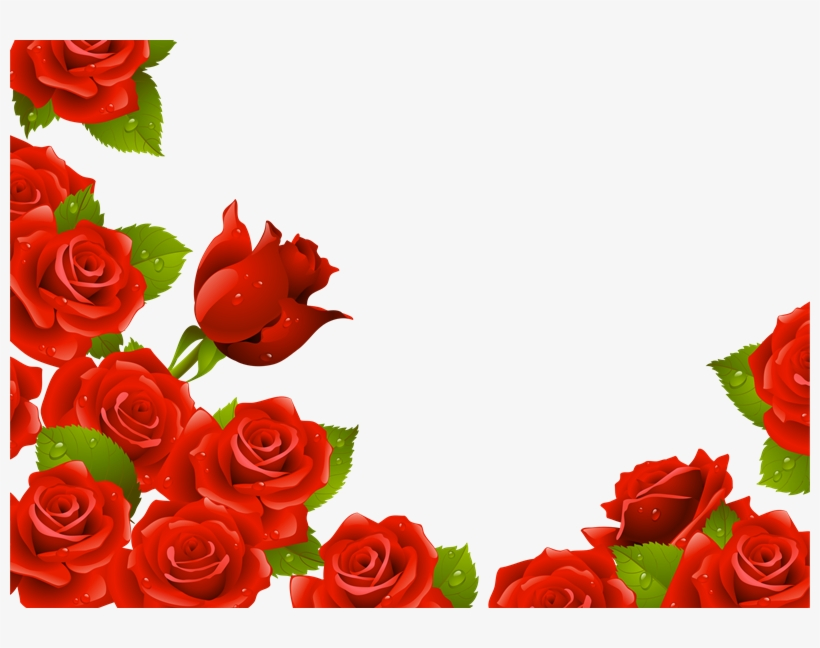 Rosas Rojas Vintage Png Jpg Free Love Theme Powerpoint Backgrounds