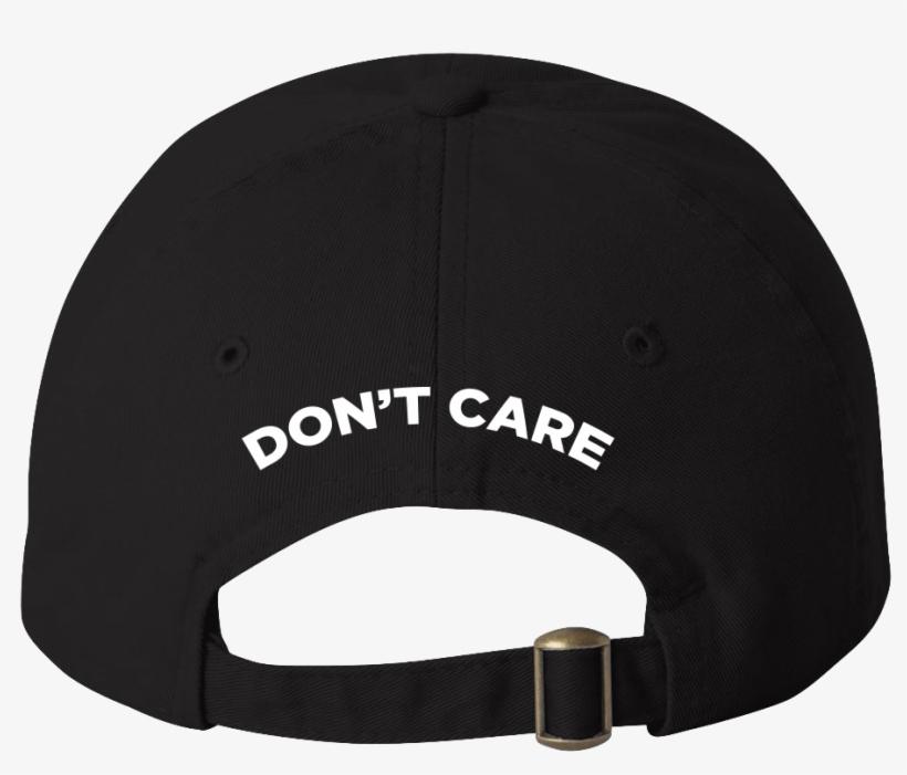 386e7202fbcd5 Plane Hair Black Dad Hat - Back Of Caps Transparent PNG - 1000x1250 ...