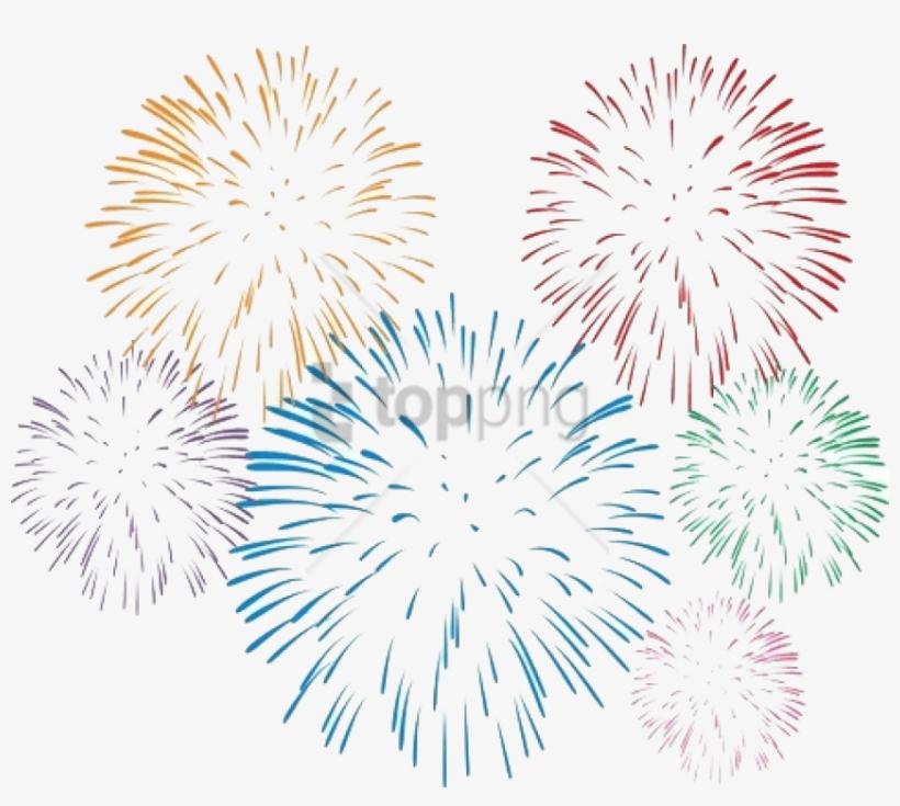 Download Fireworks Gif Transparent Background Png Gif Base