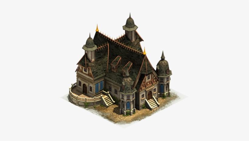Fantasy Town, Fantasy House, Fantasy Landscape, City