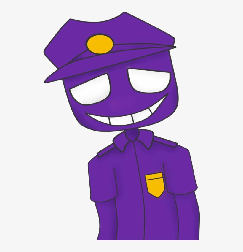 Purple Guy Wallpaper Fnaf Purple Guy Drawings Transparent