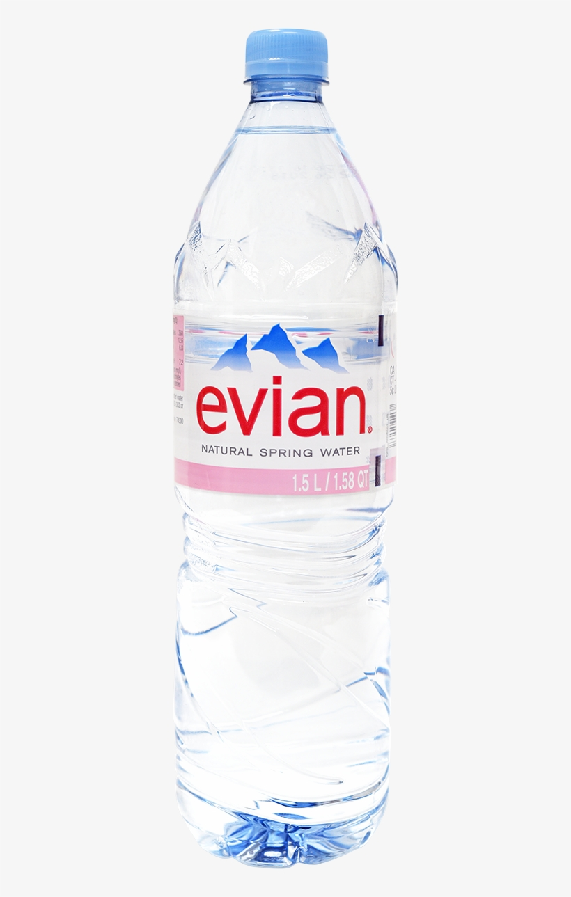4b78a57729 Evian Natural Spring Water - Evian - Natural Spring Water - 50.7 Oz ...