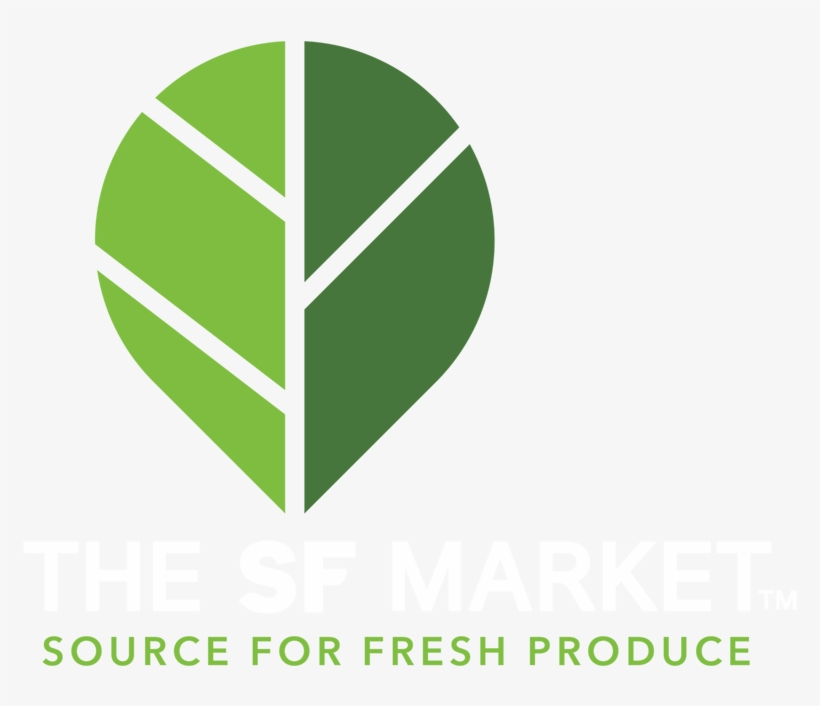 Sf Market Footer Logo2 - Fruit And Vegetable Market Graphic Creative