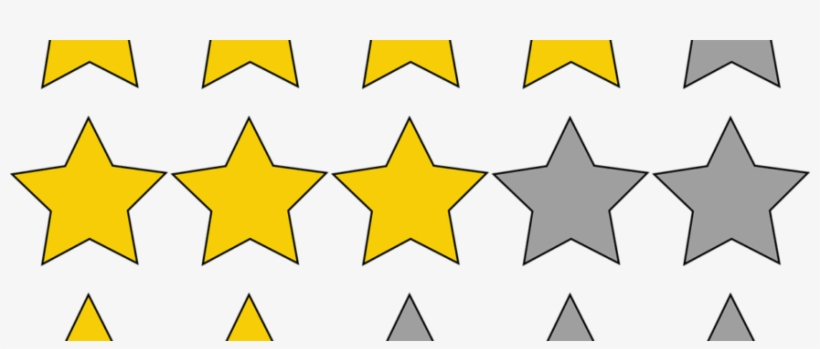 Graphic Of 5 Star Rating System Transparent Png 875x330 Free