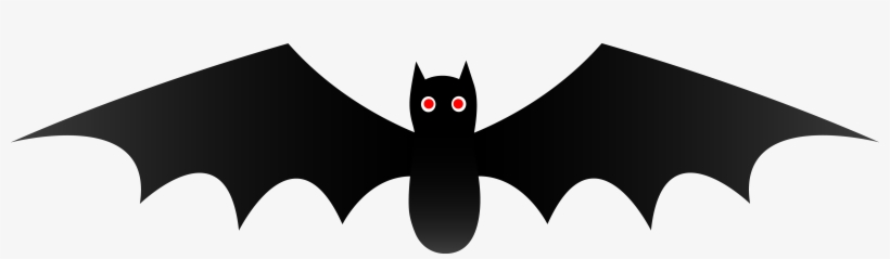 Bat Black And White Clip Art Images Free Download Clipart Halloween Bat And Spider Transparent Png 7146x1740 Free Download On Nicepng
