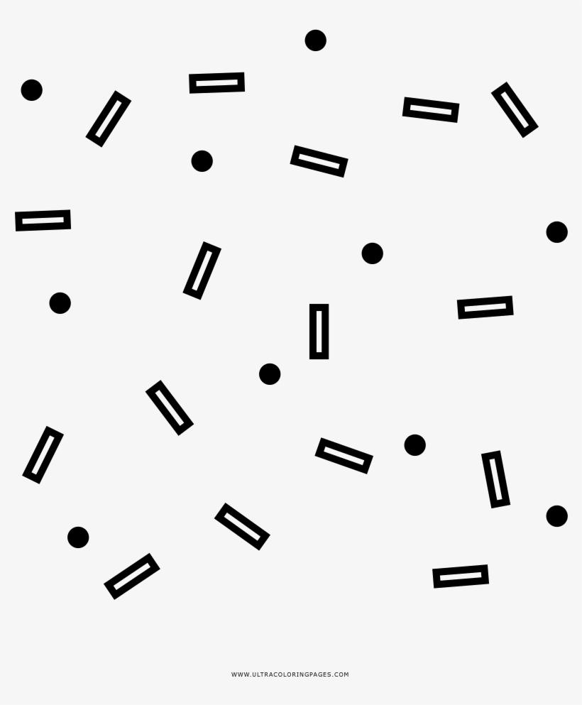 Dibujo De Papel Picado Para Colorear Confeti Para Dibujar Transparent Png 1000x1000 Free Download On Nicepng Se féliz por poder disfrutar de ese momento tan especial. confeti para dibujar transparent png