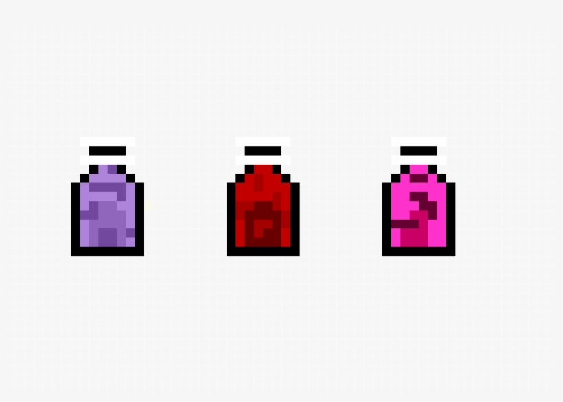 Pc These Potions , Will Save Your World - Terraria Transparent PNG