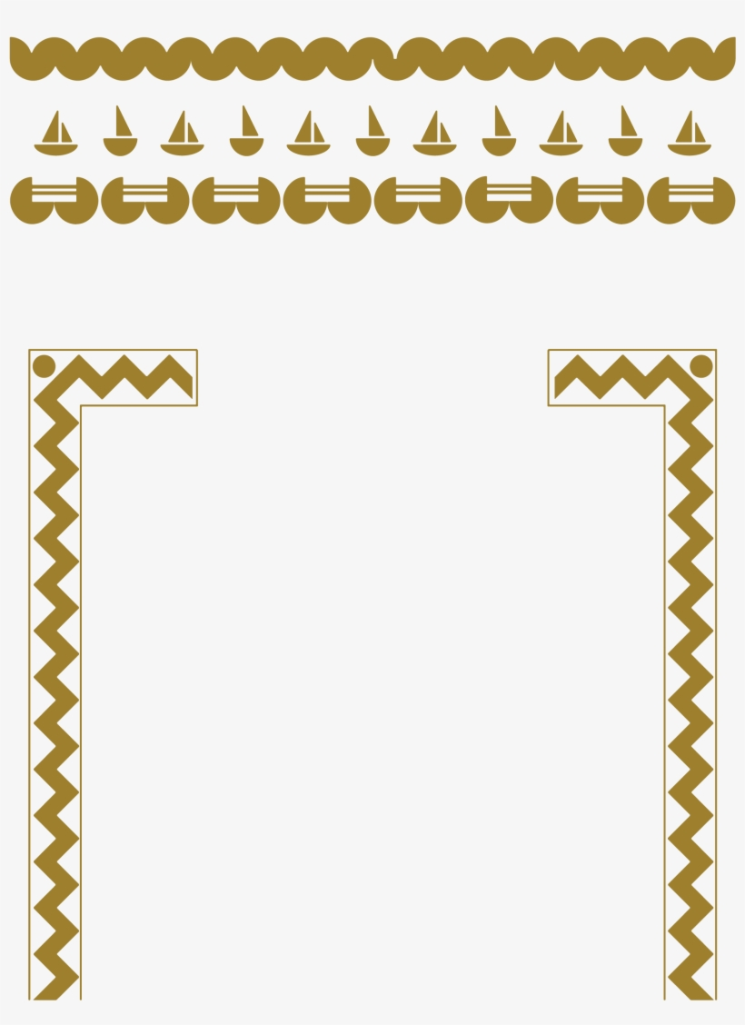 Great Gatsby Border Png Portable Network Graphics Transparent Png