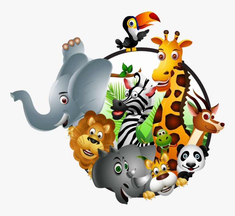 Image result for free clipart kids safari