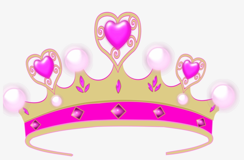 Corona Princesa Dibujo Png Princess Crown Transparent Background