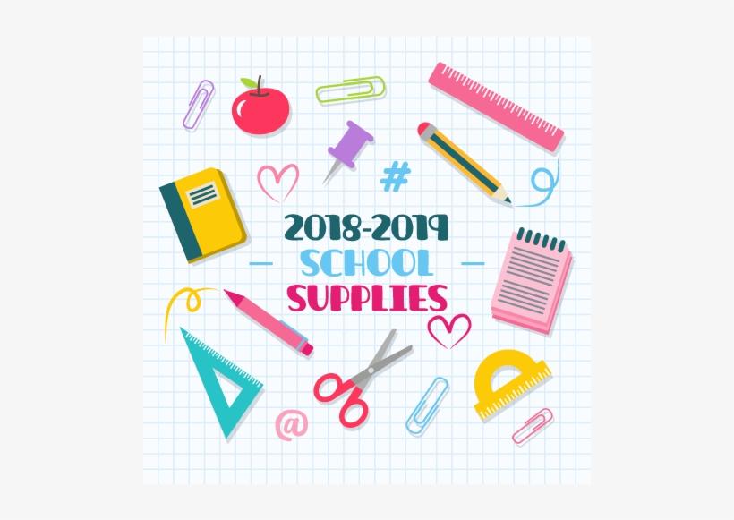 School Supplies - Teachers Day Freepik Transparent PNG