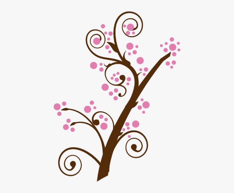 Apple Blossom Tree Clipart Cherry Blossom Tree Clipart Transparent Png 444x598 Free Download On Nicepng