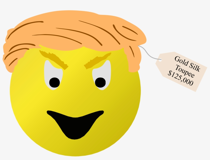 Smiley Icons Free And Donald Trump Smiley Face Transparent Png 2346x1670 Free Download On Nicepng