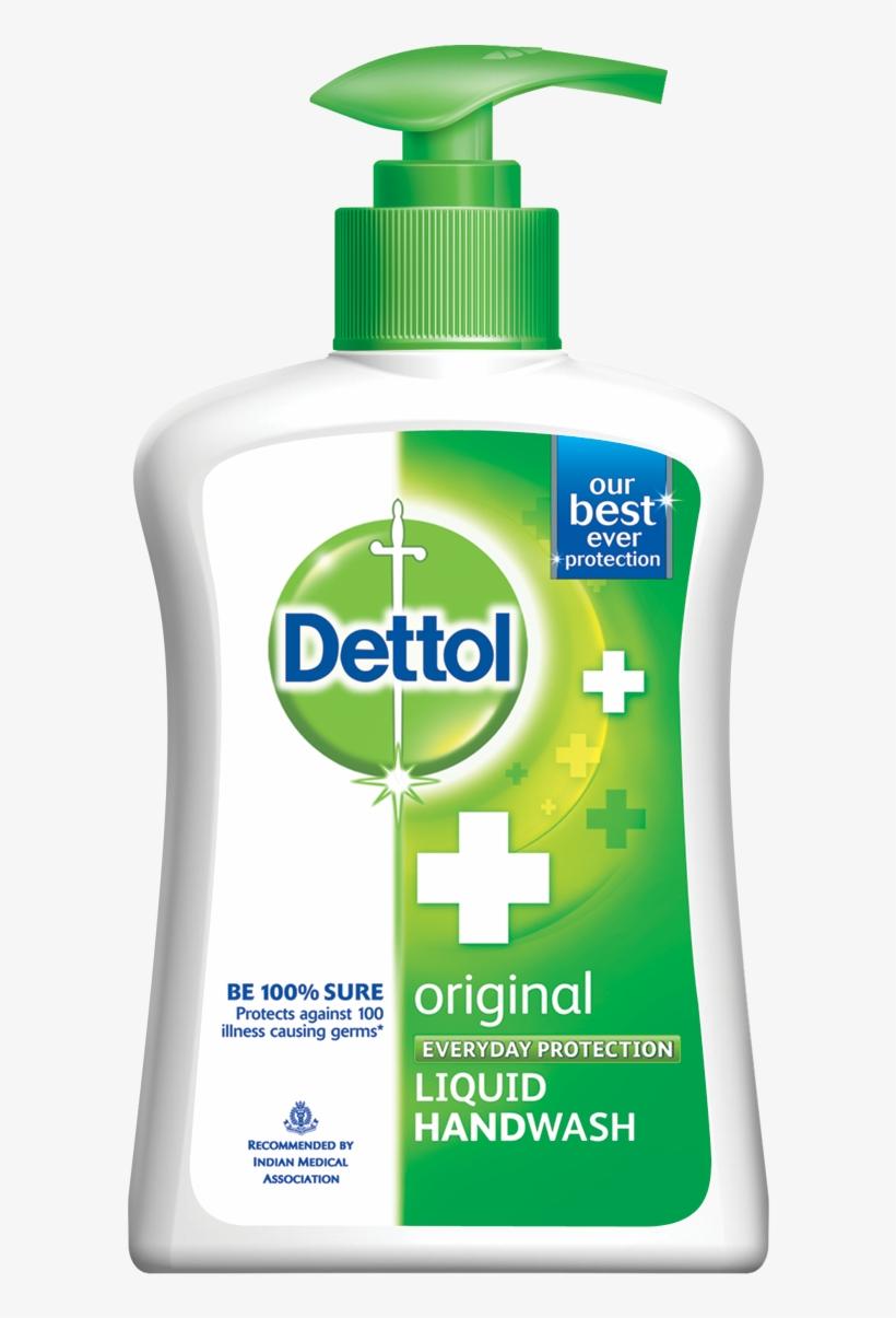Dettol Original Liquid Hand Wash Dettol Hand Wash 215ml