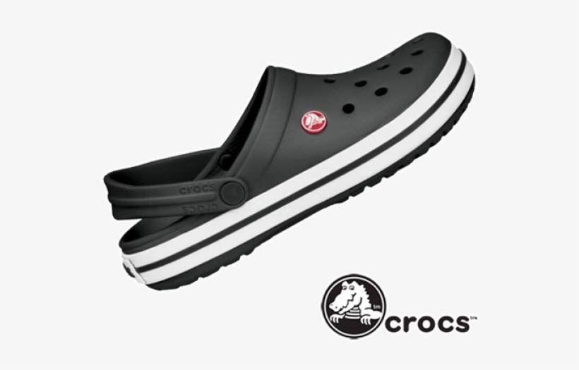d381f0362 crocs Black Crocband Sandal - Crocs With White Bottoms Transparent ...
