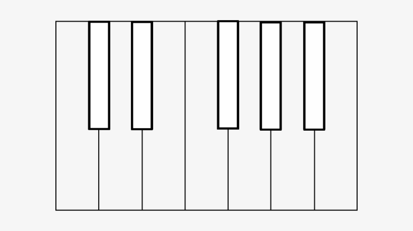 Vector Freeuse Stock Coloring Sheet Clip Art At Clker Piano Keys Coloring Page Transparent Png 600x378 Free Download On Nicepng