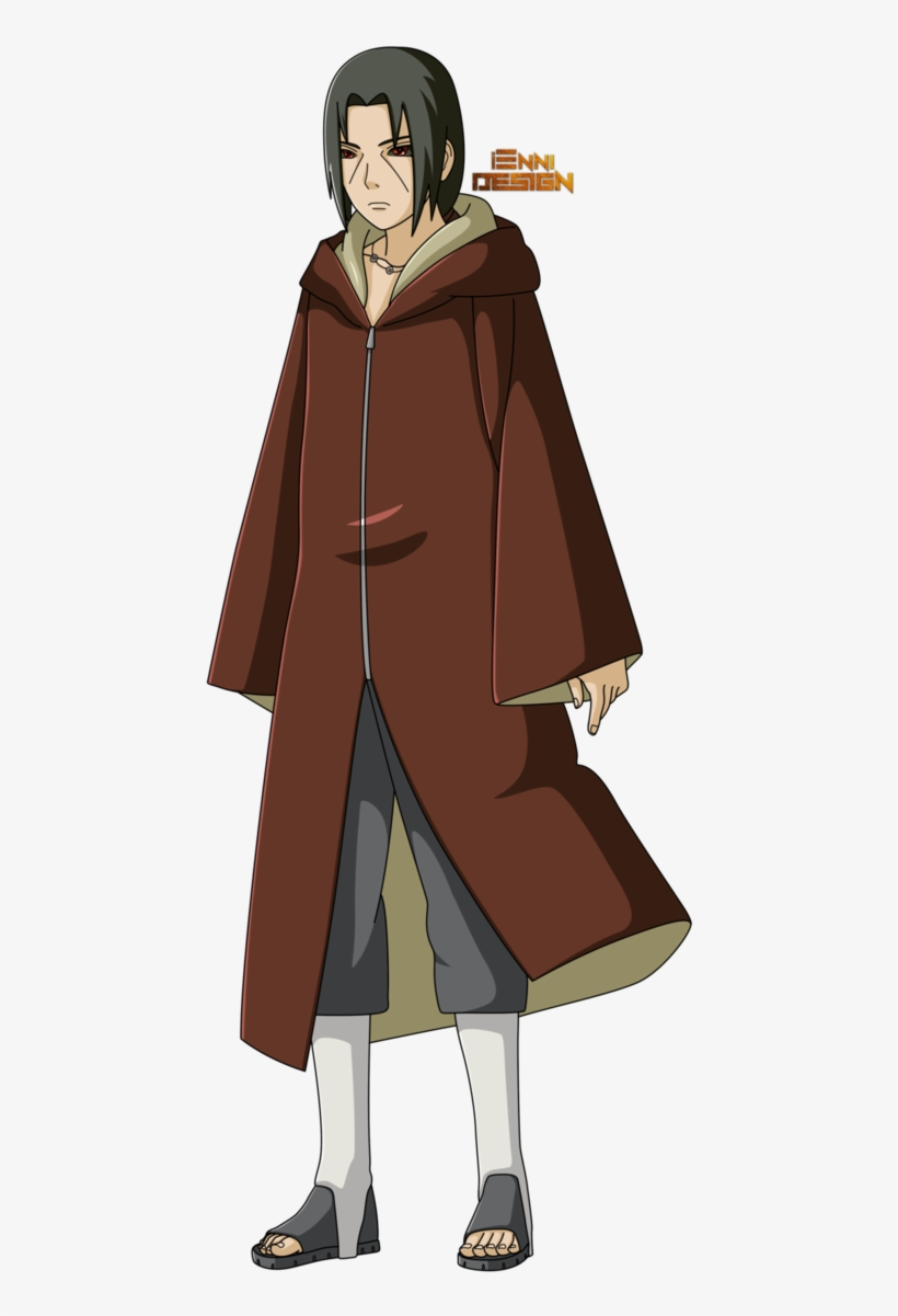 Naruto Shippuden Reanimated By Iennidesign On Deviantart Naruto Shippuden Reanimated Itachi Transparent Png 692x1154 Free Download On Nicepng