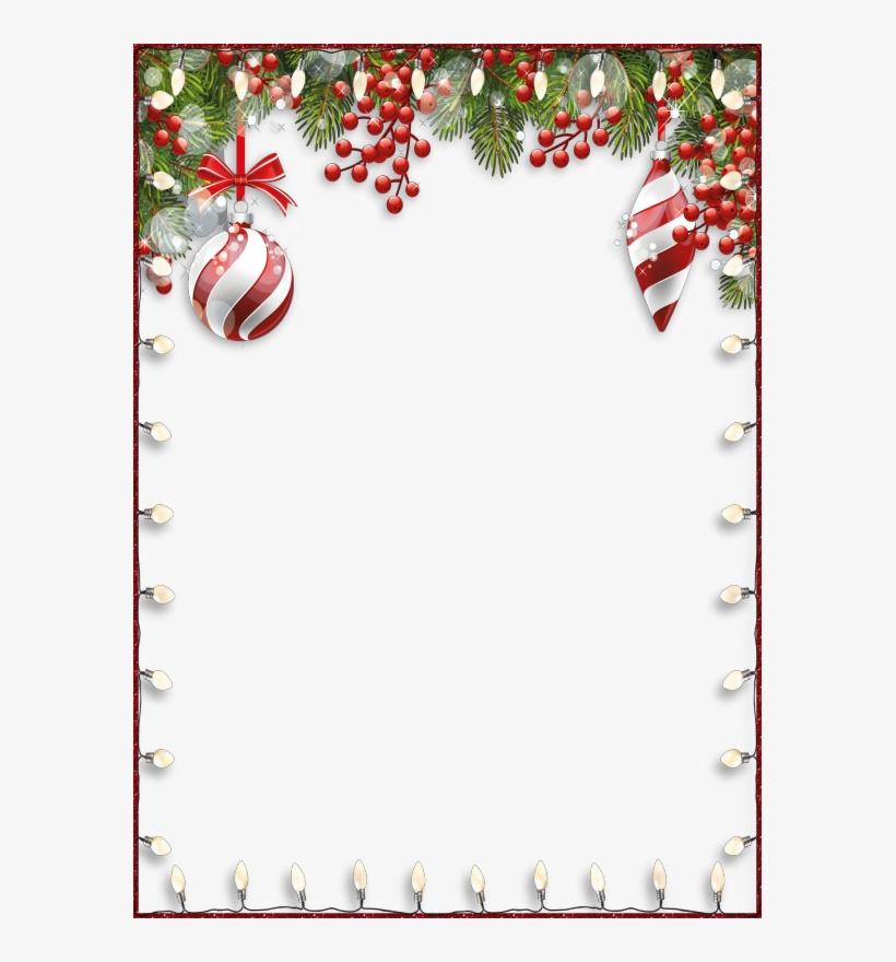 Christmas Border Clipart Png.Transparent Clip Art Christmas Borders Clipart Borders
