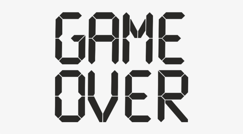 Game Over Png Design Ppt Backgrounds Transparent Png 450x450 Free Download On Nicepng