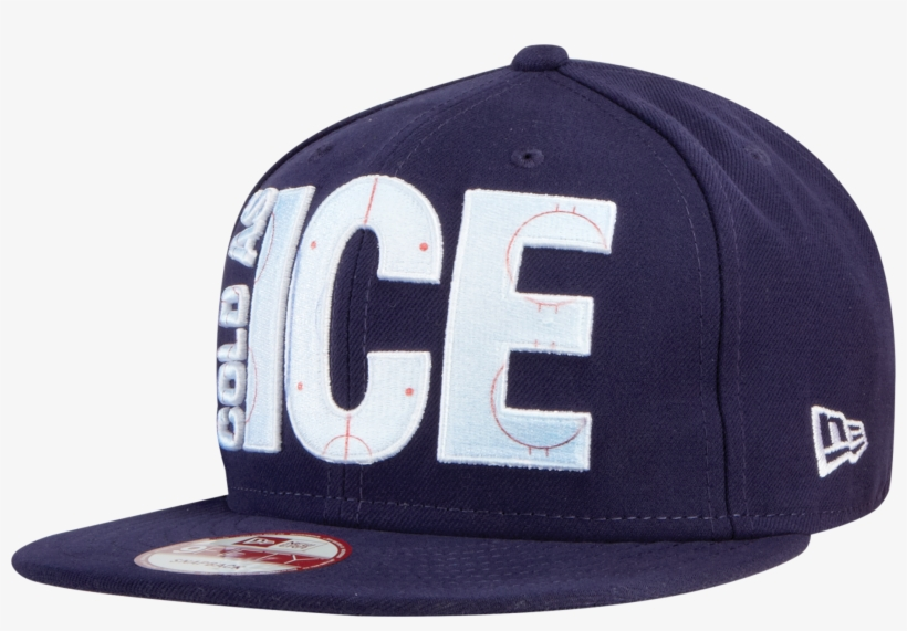 Obey Hats Mlg Transparent - Bauer Cold As Ice New Era 9fifty