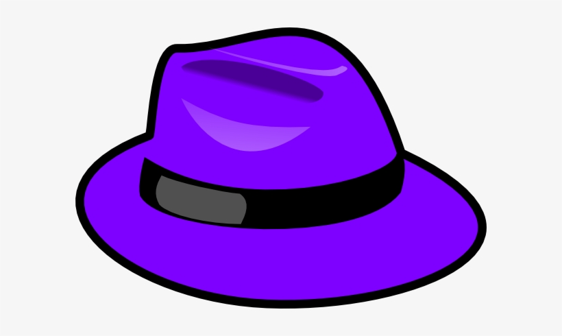 092c12195a6 Purple Hat Clip Art At Clker Com Vector Clip Art Online - Six Thinking Hats  Red