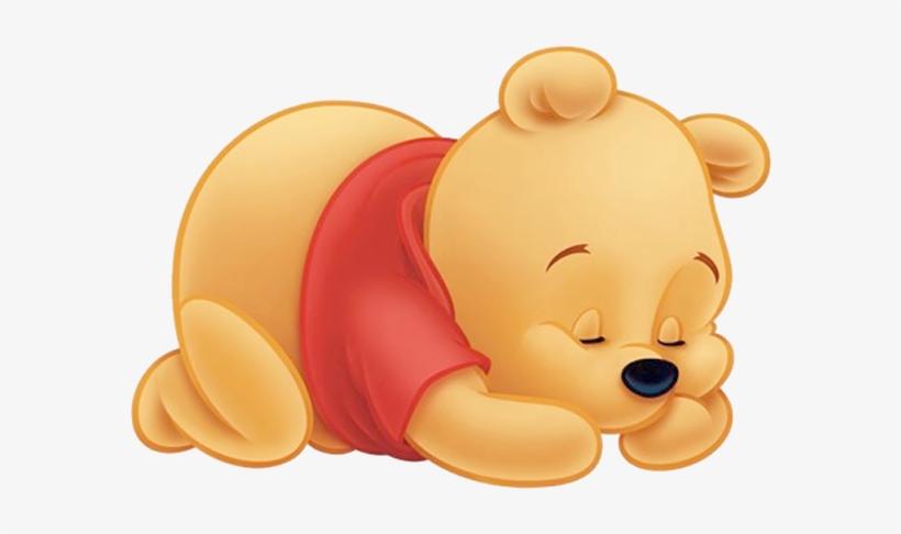 3cd3ab0f6906 Baby Pooh Bear Clipart - Baby Winnie The Pooh Sleeping Transparent ...