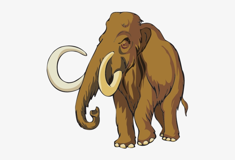 Woolly mammoth clipart dinosaurs woolly mammoth clipart.