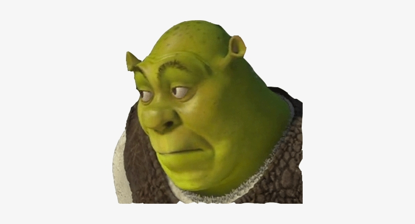 Shrek Faces Transparent Png 376x362 Free Download On Nicepng