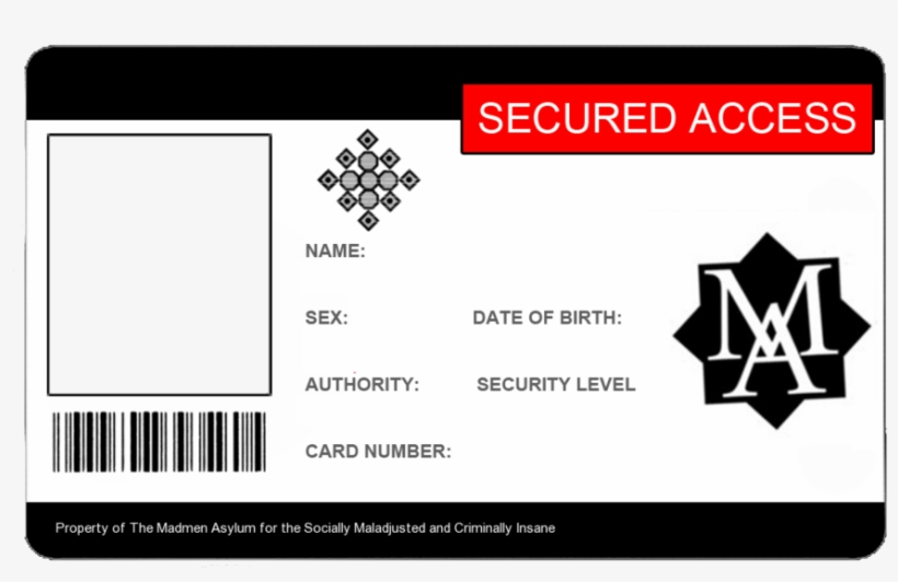 Id Badge Template Free Download from www.nicepng.com