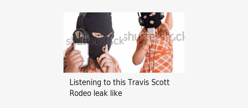 Hotnewhiphop, Music, And Travis Scott - Listening To Pirate
