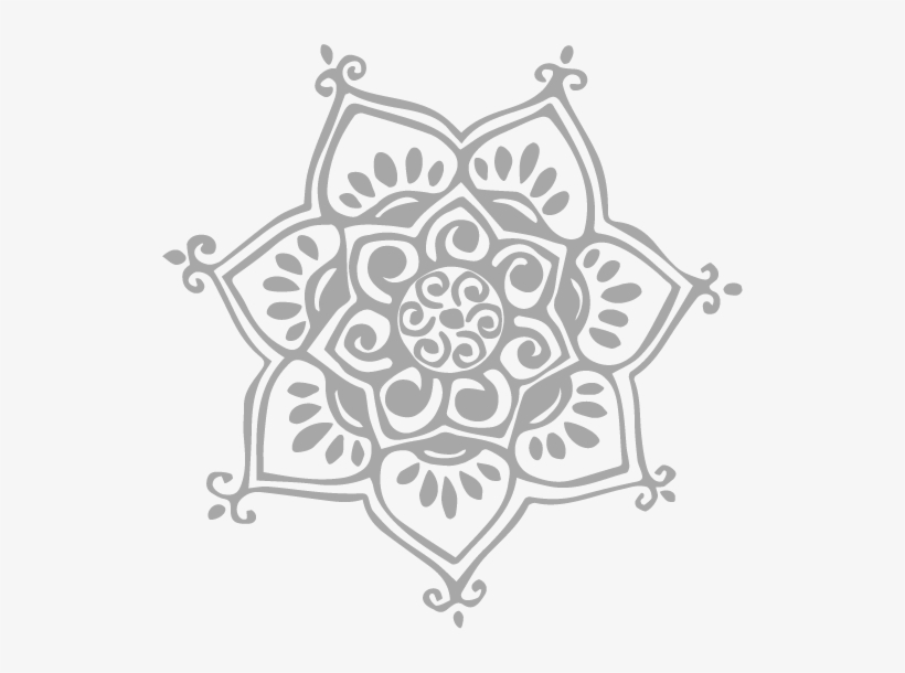 The Energy School White Henna Designs Png Transparent Png