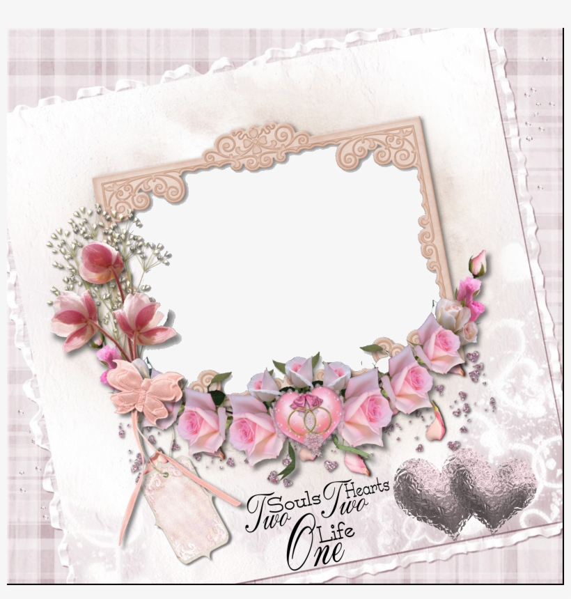 200 Points - Flower Frames For Photoshop