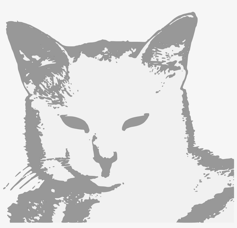 File User Coolcat Svg Cool Cat Silhouette Transparent Png 1198x1024 Free Download On Nicepng