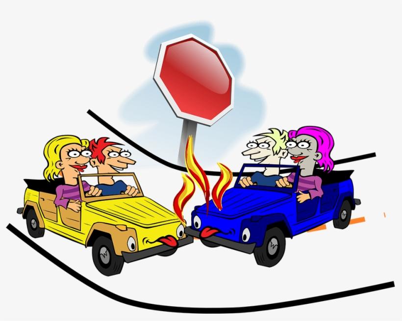Car Accident Flat Style Illustration - Download Free Vectors, Clipart  Graphics & Vector Art
