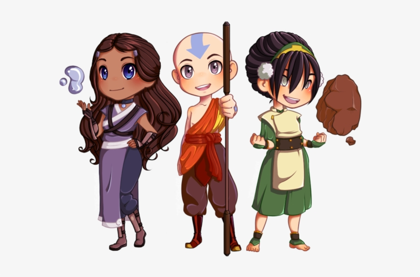 Commission Avatar The Last Airbender By The Odd Fox Toph Avatar