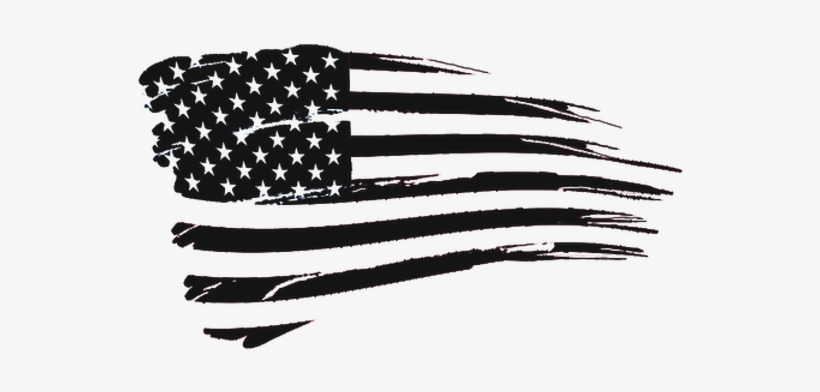 American flag distressed. Svg freeuse library clipart