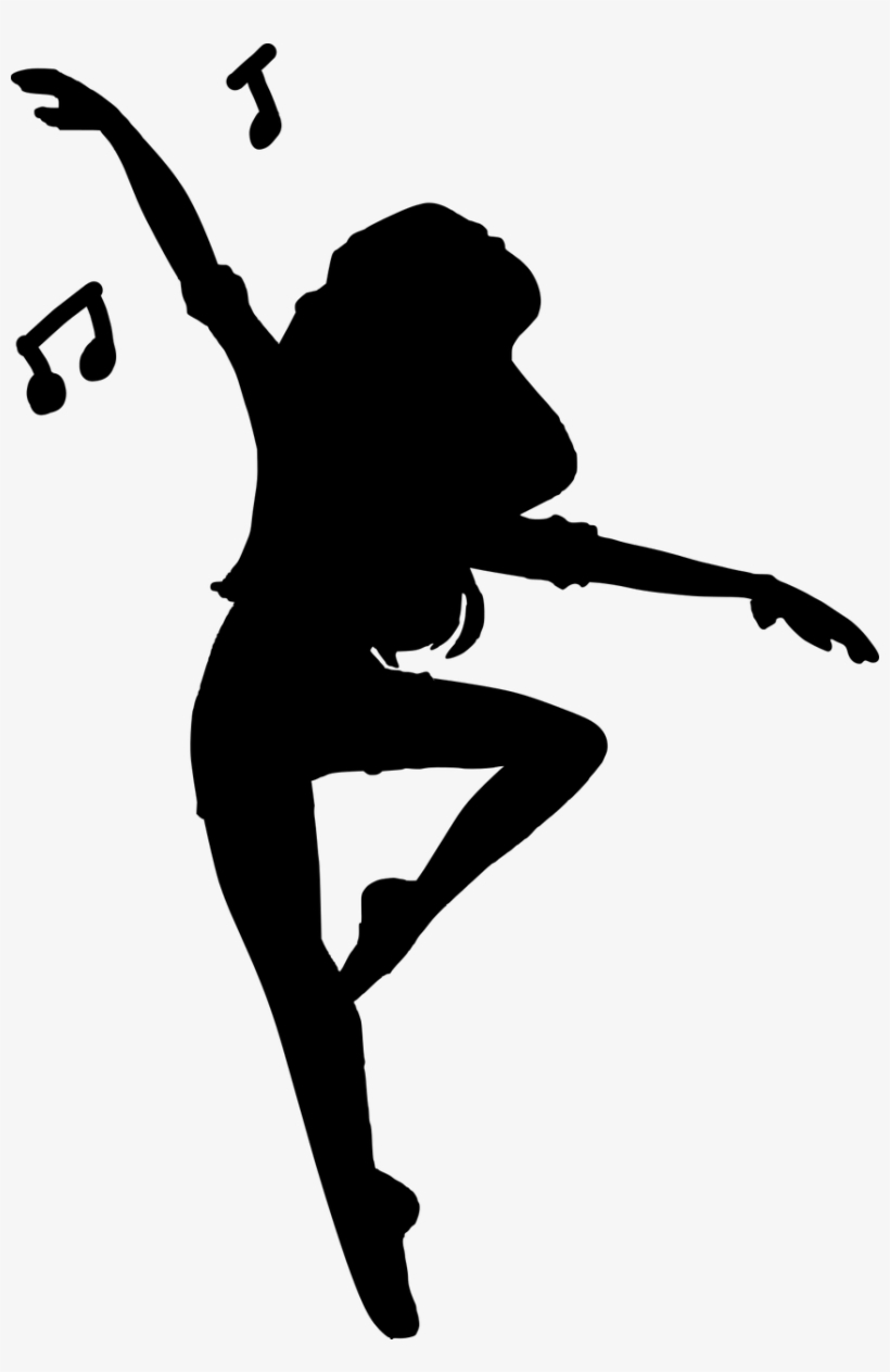 Silhouette, Dancing, Woman Whoa Check This Out Https ...